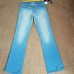 TALL LADIES JOES JEANS. NWT. SIZE 28/6